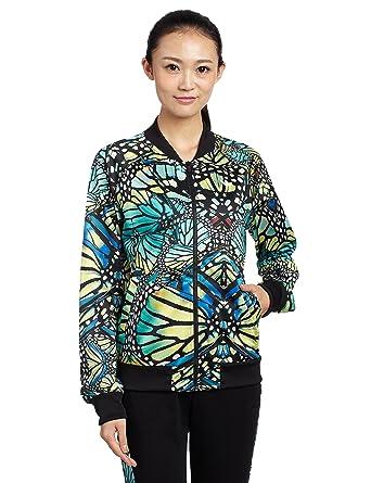 adidas Originals para mujer chaqueta de mariposa, mujer ...