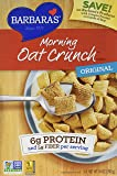 Barbara's Bakery Morning Oat Crunch Cereal, Original, 14 Ounce (Pack of 6)