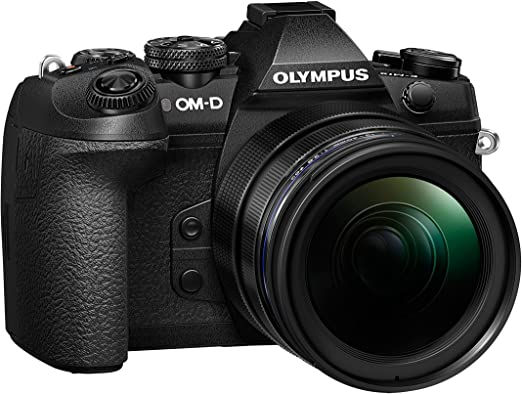 Olympus OM-D E-M1 Mark II, kit con cámara de sistema Micro Cuatro ...