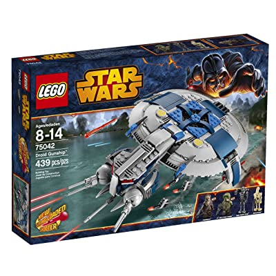 LEGO Star Wars 75042 Droid Gunship: Toys & Games