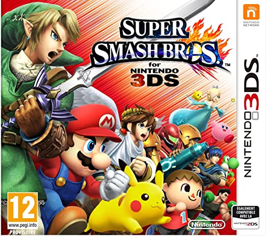 Super Smash Bros. [Importación Francesa]: Amazon.es: Videojuegos