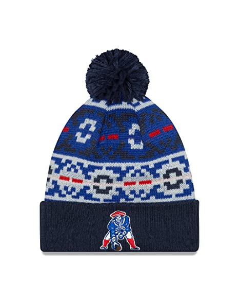buy popular aa7a1 4ec26 Image Unavailable. Image not available for. Color  NFL New England Patriots  New Era Retro Classic Chill ...