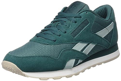 Reebok Classic Nylon RS, Zapatillas para Hombre: Amazon.es: Zapatos y complementos