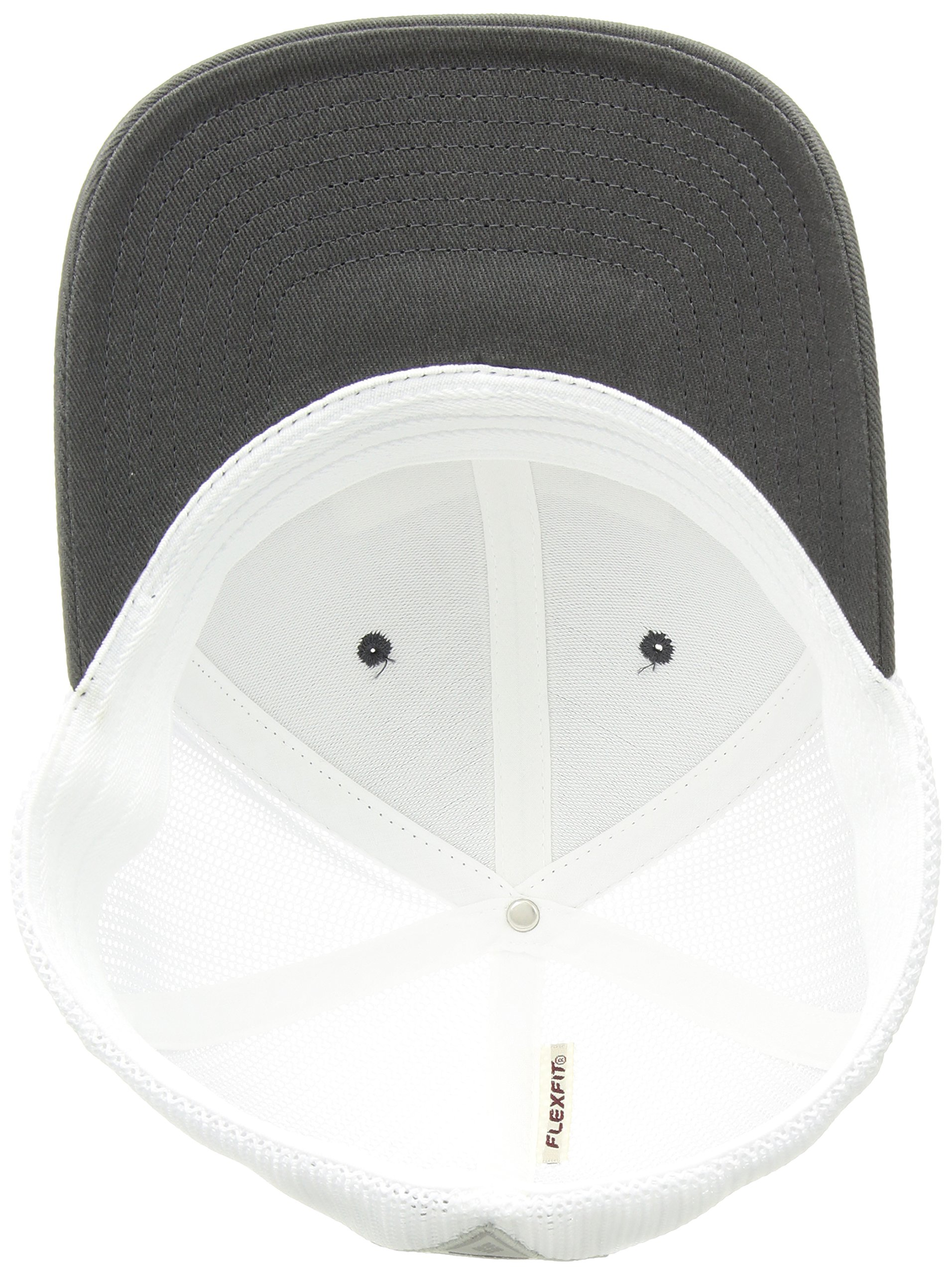 Columbia PFG Mesh Ball Cap, Grill Fish Trio, Large/X-Large by Columbia (Image #3)