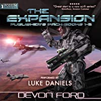 The Expansion: Publisher's Pack: The Expansion Series, Books 1-2