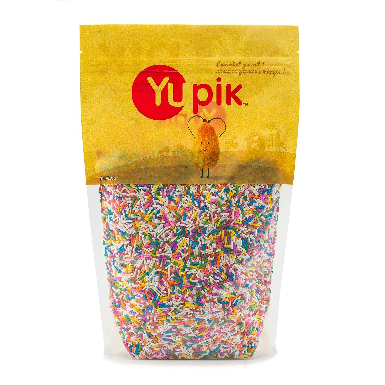Yupik Rainbow Sprinkles, 2.2 Pound
