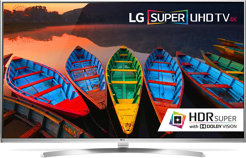 LG Electronics 55-Inch 4K Ultra HD Smart LED TV: Amazon.es ...