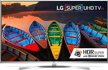 LG Electronics 55-Inch 4K Ultra HD Smart LED TV: Amazon.es: Electrónica