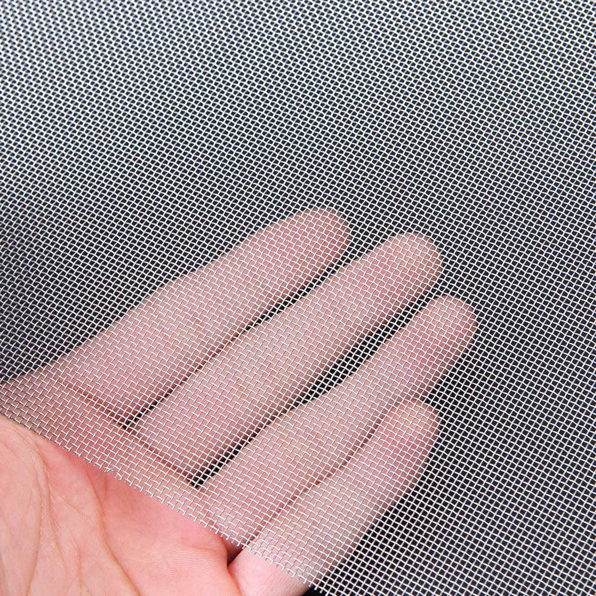 "Stainless Steel 304 Mesh #6 .035 Wire Mesh Cloth Screen 20/""x20/"""