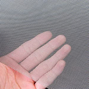 304 Stainless Steel Wire Mesh Screen 20 Mesh, Hole 0.9mm, 30 x 60CM Roll, for Air Ventilation, Cabinet, Vent Mesh, Window Screen Mesh