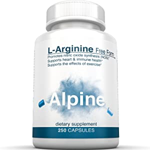 Alpine Nutrition 500mg Free Form