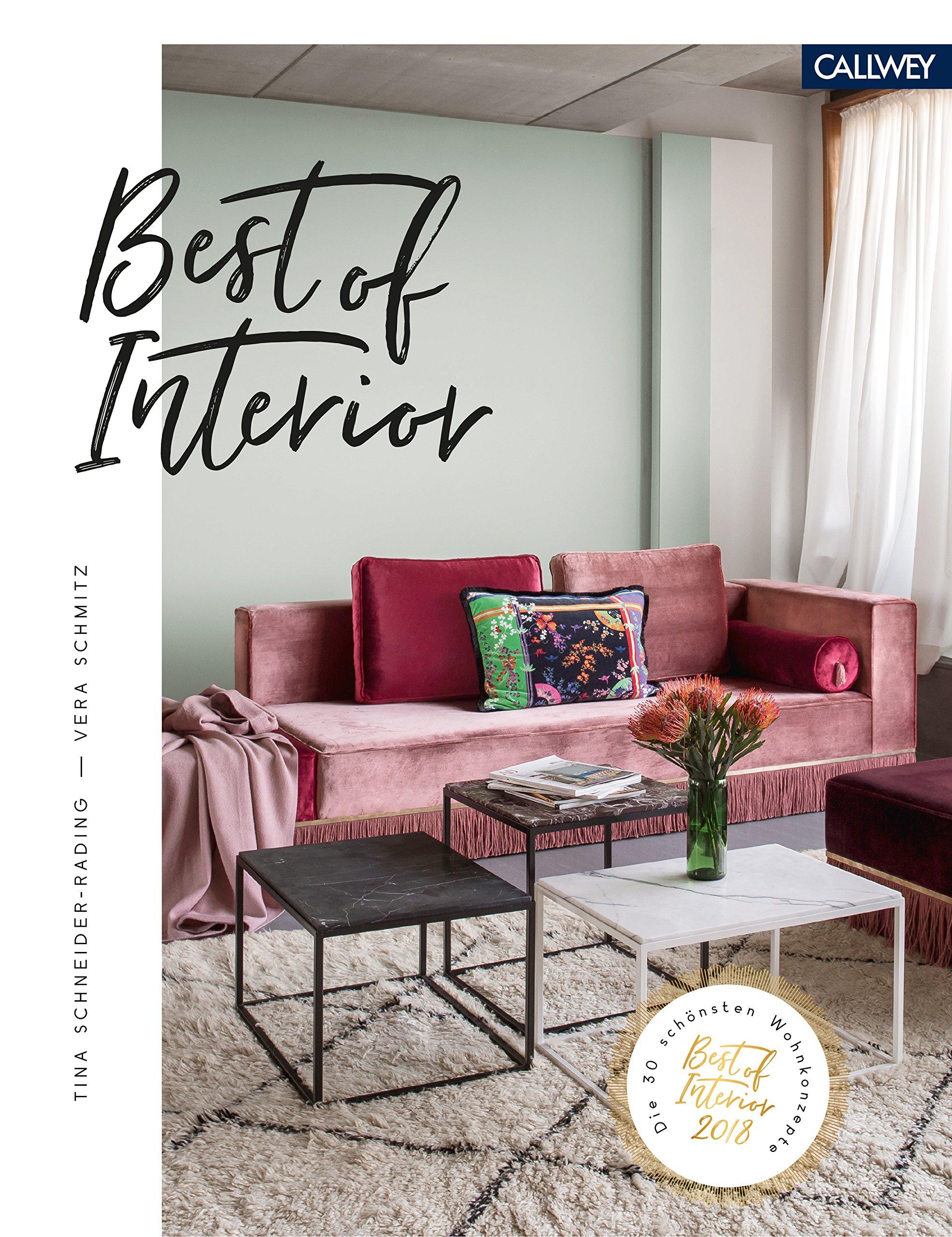 Best of Interior 2018: Die 30 schönsten Wohnkonzepte