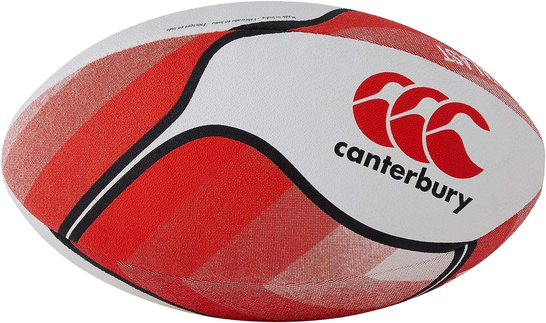Canterbury E211025468 Balón, Unisex Adulto, Rojo, 5: Amazon.es ...