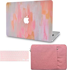 LuvCase 3 in 1 Laptop Case Compatible withMacBookAir 11