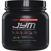 JYM Supplement Science, POST JYM Active Matrix, Natural Lemon Lime, Post-Workout with BCAA's, Glutamine, Creatine HCL, Beta-Alanine, L-Carnitine L-Tartrate, Betaine, Taurine, and more, 30 Servings