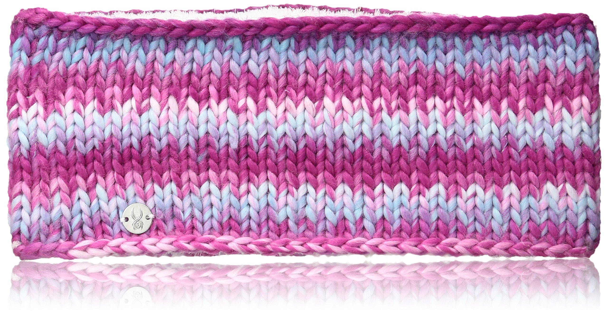Spyder Women's Twisty Headband, One Size, Voila/Multi Color