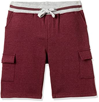 Cherokee by Unlimited Boys' Regular Fit Cotton Shorts Boys' Shorts & Dungarees at amazon