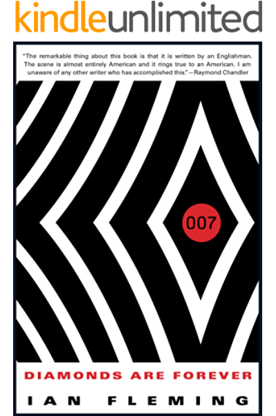Diamonds Are Forever James Bond Original Series Book 4 Kindle Edition By Fleming Ian Mystery Thriller Suspense Kindle Ebooks Amazon Com