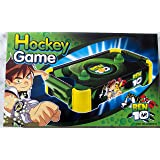 Olly Polly Kids High Quality Imported Wooden Ben 10 Indoor Air Hockey Game Table - Gift Toy