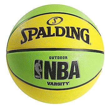 Amazon.com: Spalding NBA Varsity pelota de baloncesto para ...