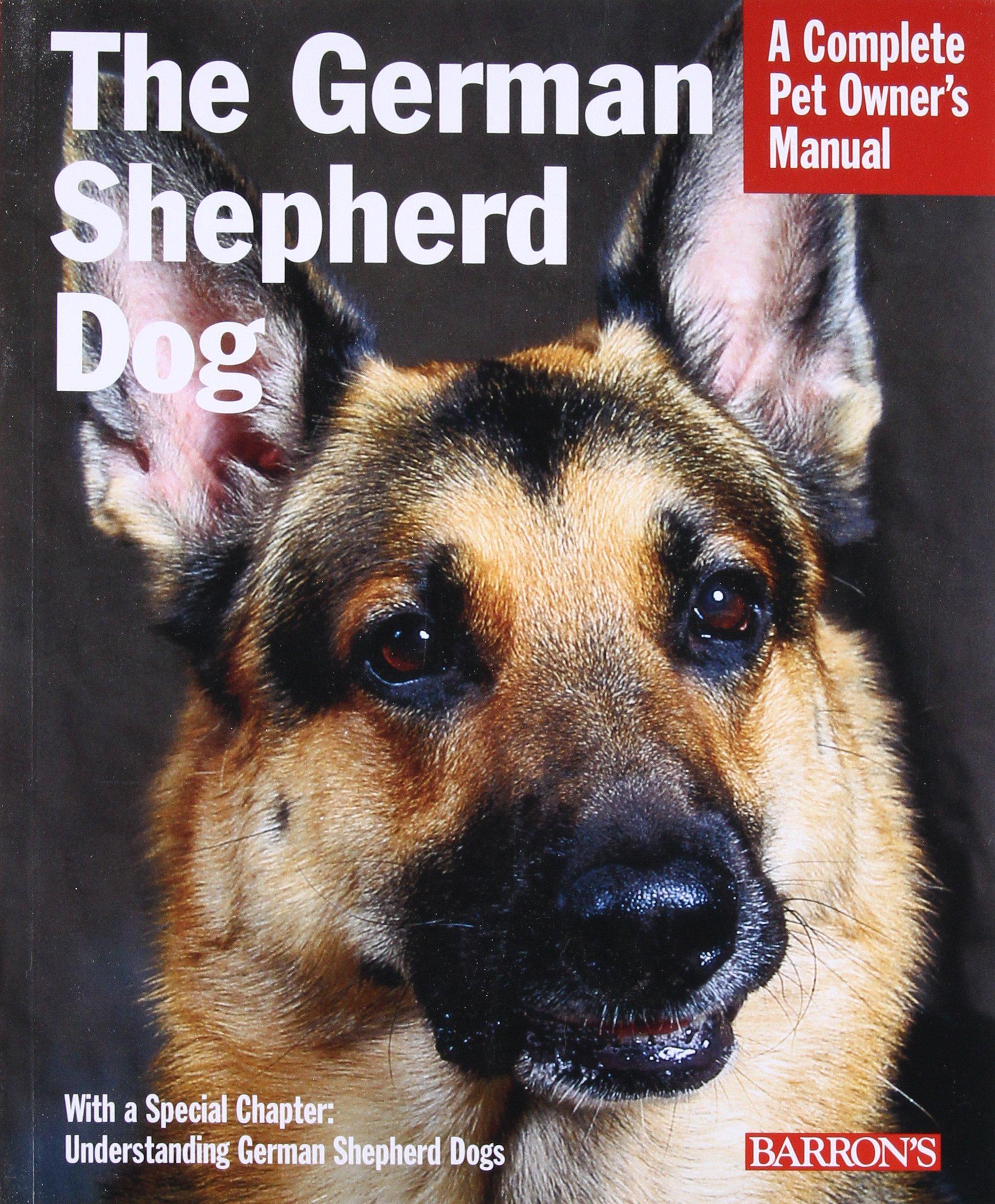 German Shepherd Dog (Complete Pet Owner's Manual) PDF