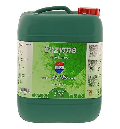 F de Max Multi enzimas 10 litros Booster, raíz Booster, Root ...
