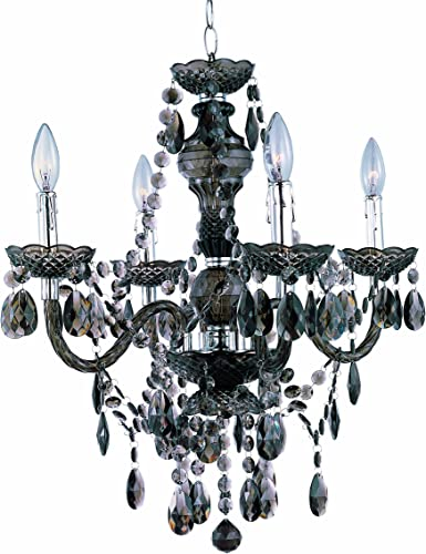 Park Madison Lighting PMC-6604-SM Chandelier/Ceiling Fixture