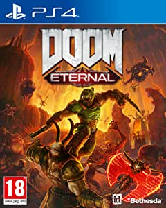 Doom Eternal Standard Edition (PS4)