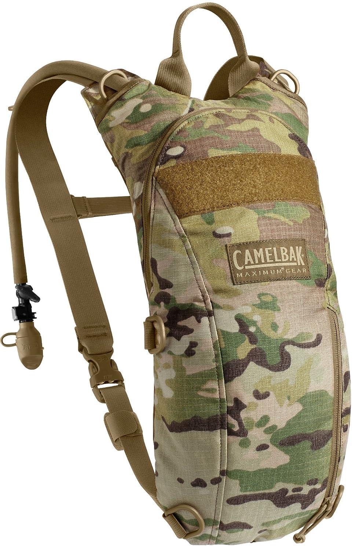 CAMELBAK Thermobak - Pack de hidratación Militar, Color Camuflaje, tamaño 3L MilSpec Antidote Reservoir: Amazon.es: Deportes y aire libre