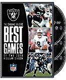 NFL Oakland Raiders Best Games of 2010 Season