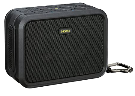 Review iHome IBN6BEX Rugged Portable