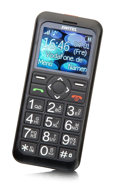 Téléphone GSM SWITEL M160 NOIR