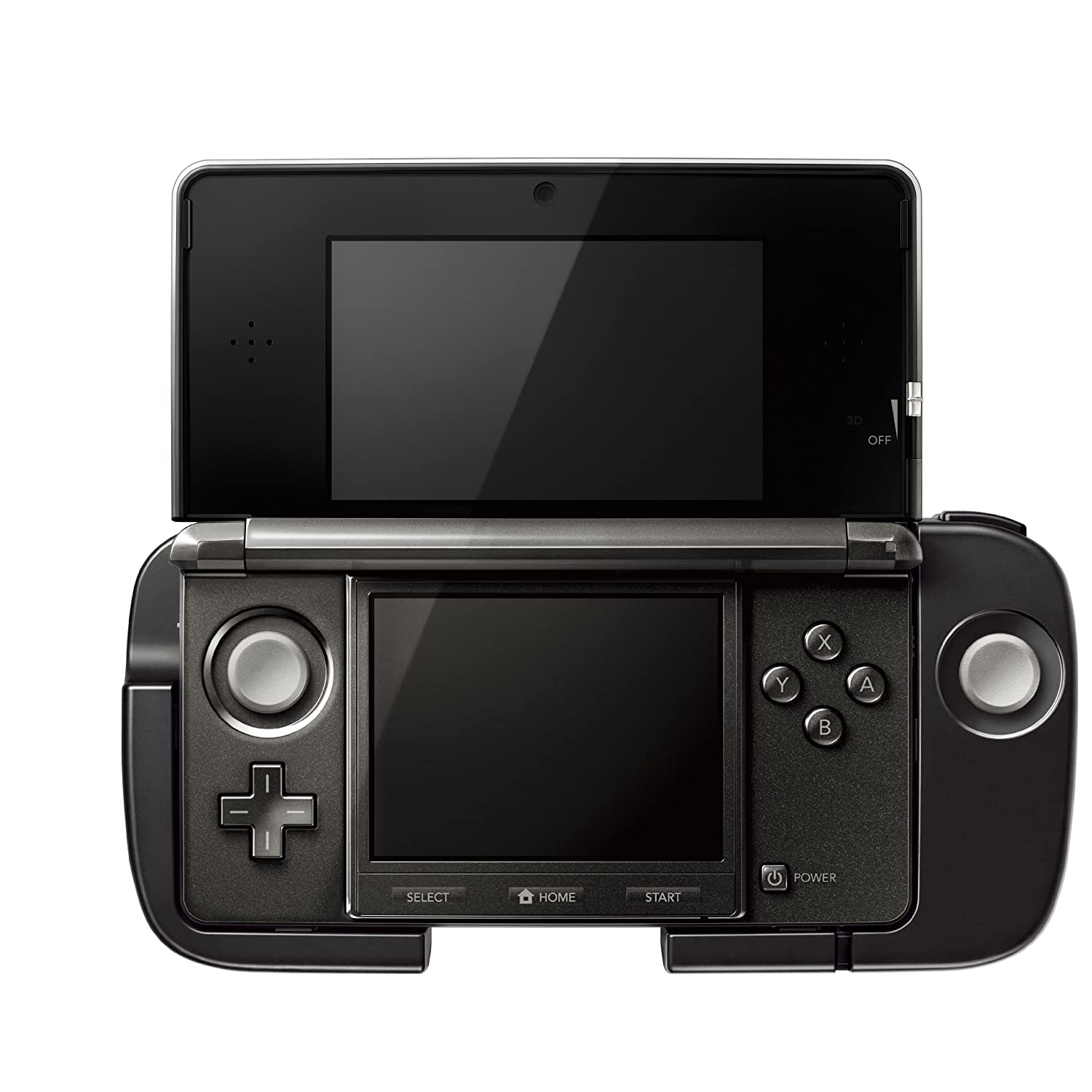 Amazon.com: Circle Pad Pro - Nintendo 3DS Accessory (3DS console not included): Video Games