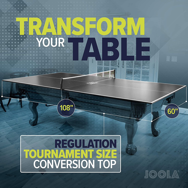 JOOLA 11009 Conversion Table Tennis Top