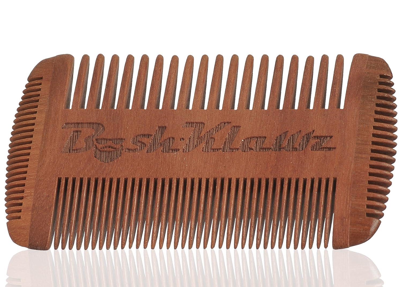 Amazon.com: BushKlawz - Peines y brochas para barba: Beauty