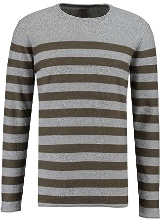 am beliebtesten uk billig verkaufen Heiß-Verkauf am neuesten Garcia Herren Pullover N81243-2531 Forest Night Gr.3XL ...