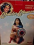 Wonder Woman Limited Edition Ceramic Cookie Jar