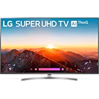 LG 55 Inch Super UHD Smart TV - 55SK8000PVA