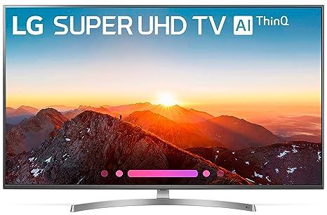 LG Electronics 55SK8000 55-Inch 4K Ultra HD Smart LED TV (2018 Model)