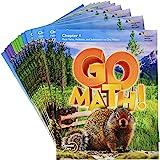 Go Math!: Student Practice Book Grade 4: HOUGHTON MIFFLIN ...