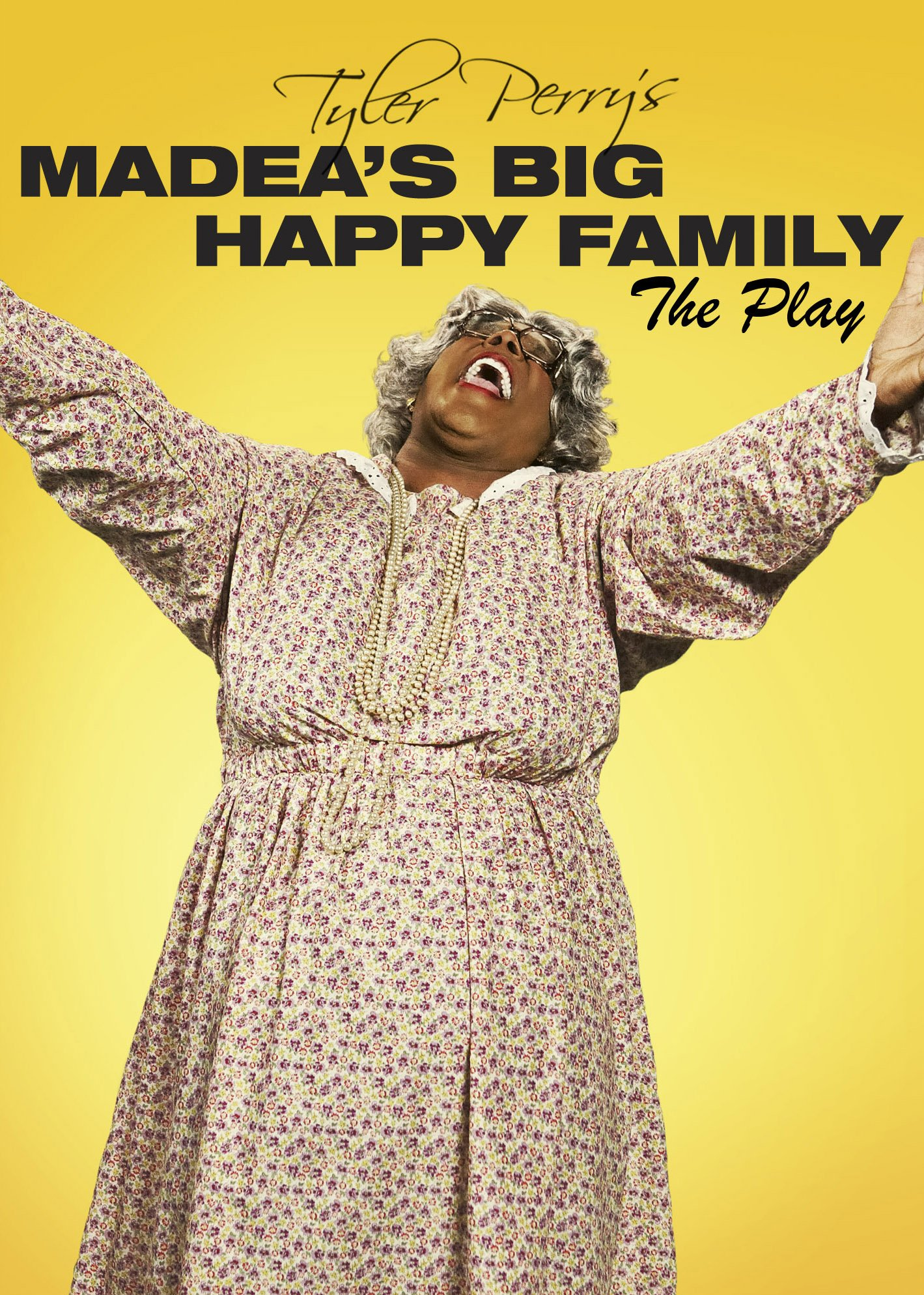 Tyler Perry's Madea's Big Happy Family (Play) [DVD]
