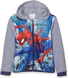 Spiderman Marvel Niños Sudadera con capucha: Amazon.es: Ropa y ...