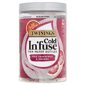 TWININGS COLD IN'FUSE PINK GRAPEFRUIT & ORANGE