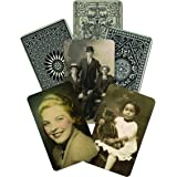 Tim Holtz Idea-ology Found Relatives Vintage Portraits, 5x3-Inch, 24-Pack Photos, TH93121
