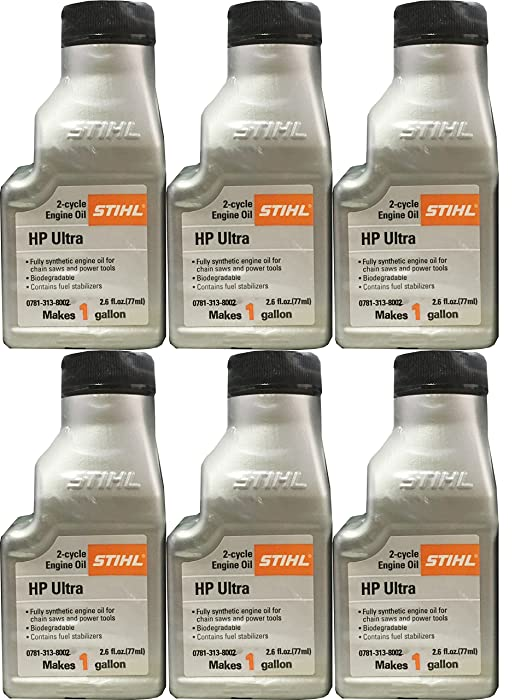 Top 7 Stihl Hp Ultra 2 Cycle Engine Oil