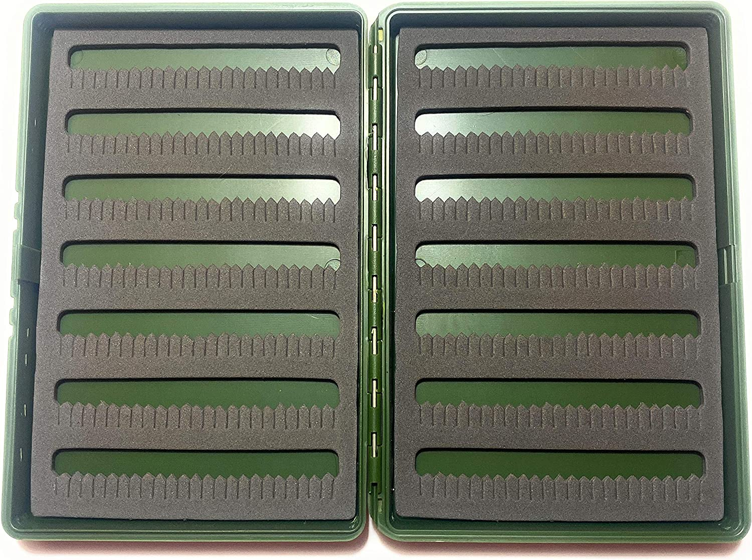 Lazy river road outfitters Large 336 Capacity Fly Box