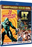 20 Million Miles to Earth / It Came From Beneath [Blu-ray] [US Import]