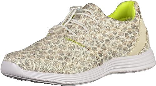 Tamaris Yoga It - Zapatos de cordones de Material Sintético para mujer, color, talla 36 EU