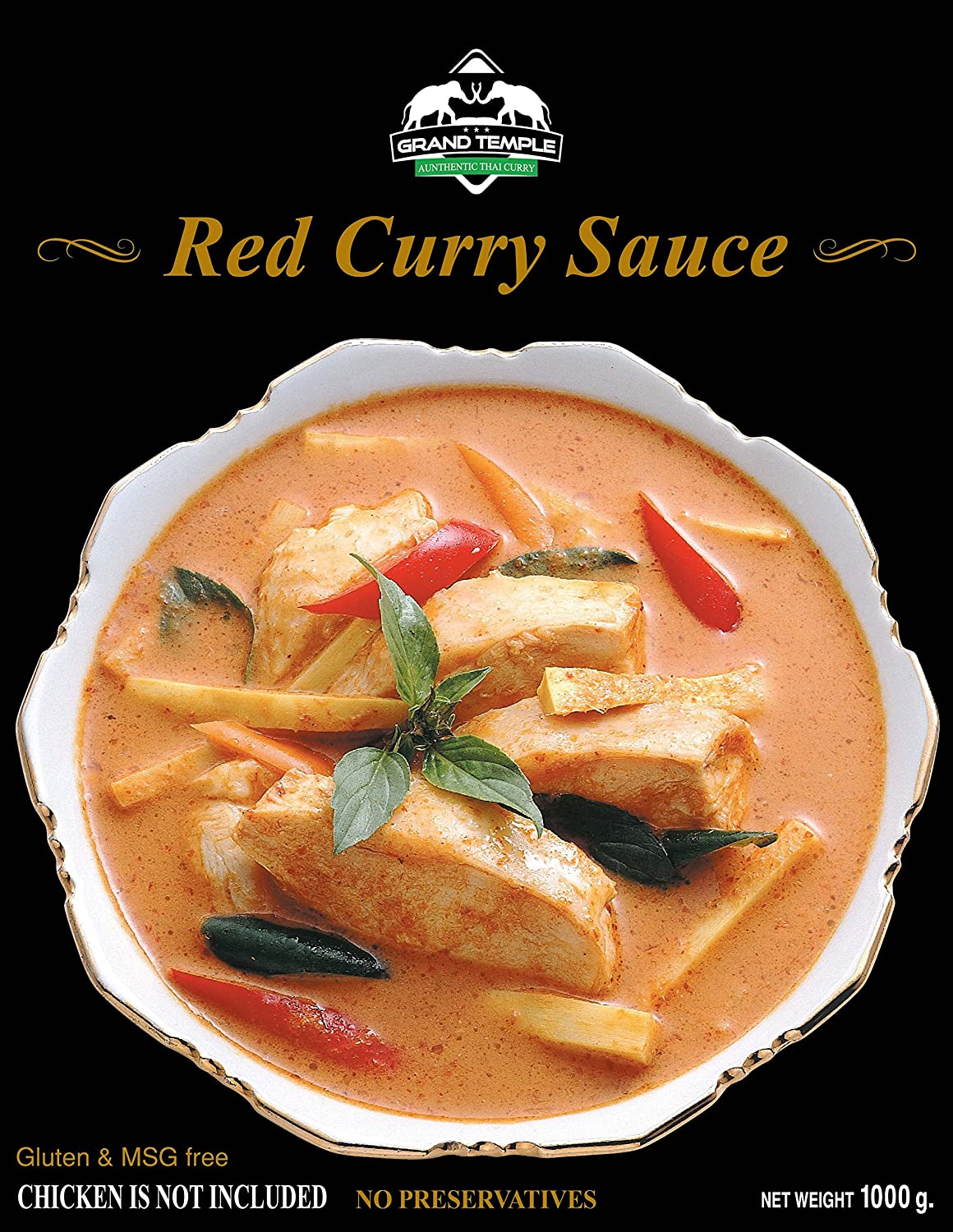 Supermarket Shortcut: Thai Red Curry Sauce