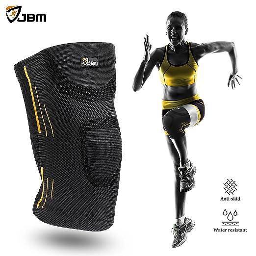 27 opinioni per JBM adulti GYM-Supporto ortopedico per ginocchio a compressione per braccio,